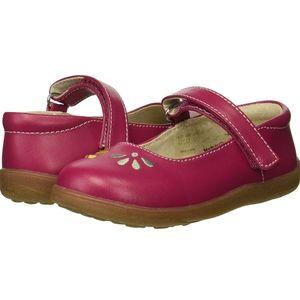 See Kai Run size 7 girls Ginny mary jane shoes